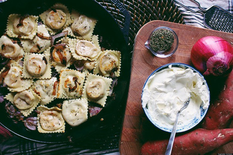 12 Ways To Cook With Mascarpone | Eco Living, Marketing, News | Scoop.it