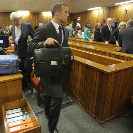 Tracking Oscar Pistorius' Murder Trial into the Shooting of Reeva Steenkamp - Bleacher Report | Oscar Pistorious Trial | Scoop.it