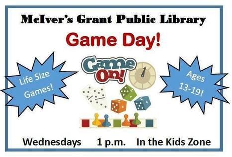 Game Day! | Tennessee Libraries | Scoop.it