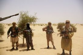 France says US helping in battle against Islamist militants in Mali - Fox News | Crisis in Mali and Islamists | Scoop.it