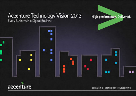Technology Vision 2013: IT Trends and Innovations - Accenture | Communication Revolution | Scoop.it