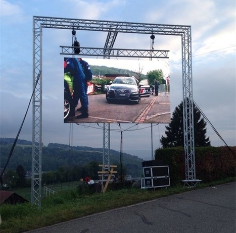 Outdoor Digital Displays Best Suited for Small Businesses - Ad Systems LED | Digital Display Billboards | Scoop.it