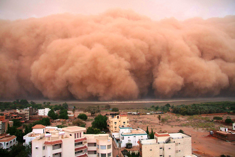15 Ominous Photos of Haboobs (Dust Storms) | Innovations in Positive Youth Development | Scoop.it