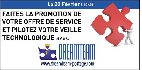 Dreamteam le 20 Février 2013 dès 18h30 à La Cantine Toulouse   La Cantine Toulouse   Scoop.it