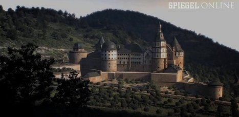 Virtual Destruction: Film Recreates Siege of Heidelberg Castle - SPIEGEL ONLINE | Archaeology News | Scoop.it