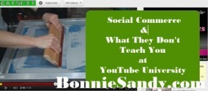 Social Commerce- What They Don't Teach You at YouTube University | Fashion Technology Designers & Startups | Scoop.it