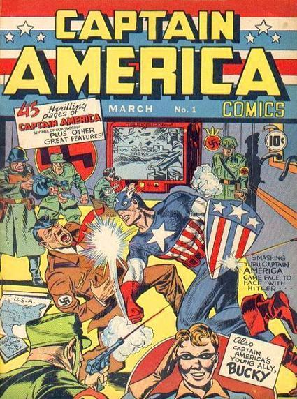 Comic Books – Connecting Us to Cultural Change | ETEC540: Text ... | Comics as a Transitional Medium to Teach English Language Learners | Scoop.it