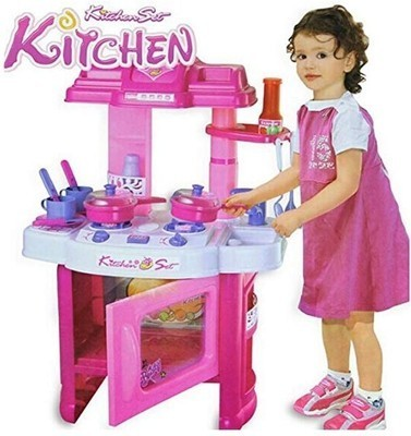 Kitchen Set For Kids Online At Lowest Prices | Baby & Kids Shopping Zone | Scoop.it