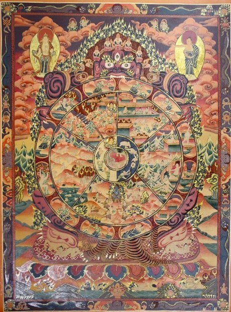 Tibetan Book of the Dead   Tibetan Spiritual Jewelry   Scoop.it