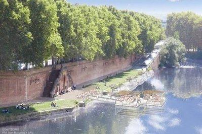 Toulouse. Les premières réalisations du Grand parc Garonne bientôt livrées | Toulouse La Ville Rose | Scoop.it