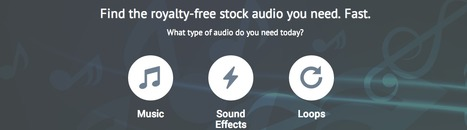 Royalty Free Music, Sound Effects, Production Music, Loops, and more | Open culture | Scoop.it