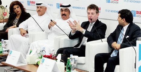 60000 visitors, 1000 exhibitors expected at Dubai Airshow in Nov - Khaleej Times   Aerospace events   Scoop.it