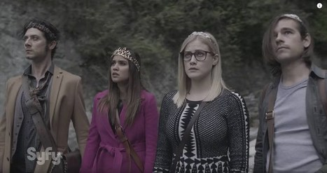 Narnia Meets Game of Thrones in the New Trailer for The Magicians Season 2 | Mundo Snitram | Scoop.it