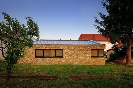 Otio, a serene stone cottage by Sebastian Nagy | Idées d'Architecture | Scoop.it