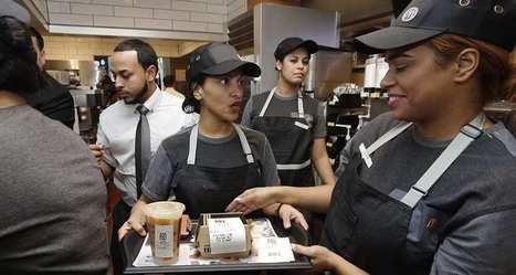 McDonald's va généraliser le service àtable dans ses restaurants américains   Le magasin est mort, vive le magasin ! L'avenir du magasin physique à l'heure de l'omni-canal   Scoop.it