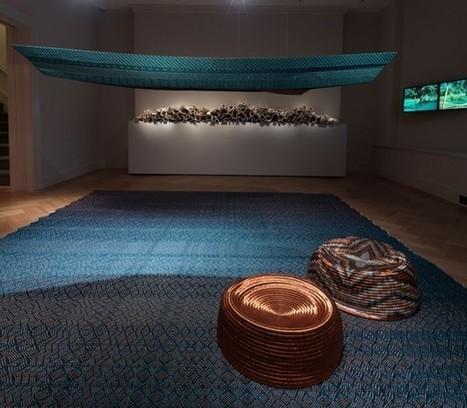WATERWEAVERS: EL RÍO EN EL ARTE, EL DISEÑO Y LA CULTURA MATERIAL CONTEMPORÁNEOS EN COLOMBIA   Artishock   artes   Scoop.it