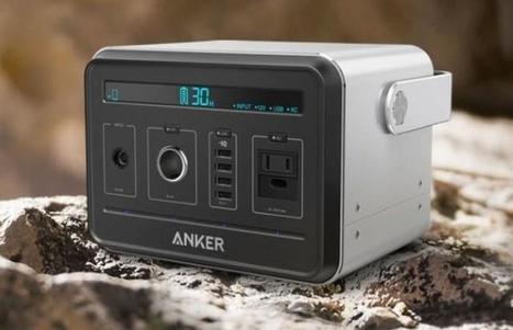 40 jours sans prise électrique ? Une solution efficace existe avec cette batterie | Presse-Citron | Objets connectés : Domotique ... Au quotidien | Scoop.it