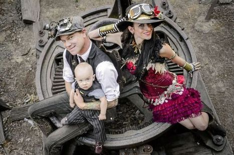 Steampunk: Kinetic Carnivale steaming in to Mendocino County Museum Aug. 9 ... - Ukiah Daily Journal | Mendocino County Living | Scoop.it