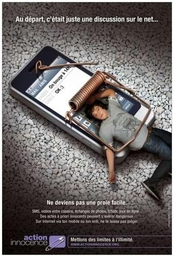 Prévention : NetPublic » Image et e-réputation des adolescents sur Internet : campagne choc par Action Innocence | L'identité numérique et les adolescents | Scoop.it