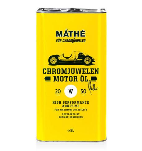 Chromjuwelen Motor Öl Designed by Donkey | Packaging Design Ideas | Scoop.it