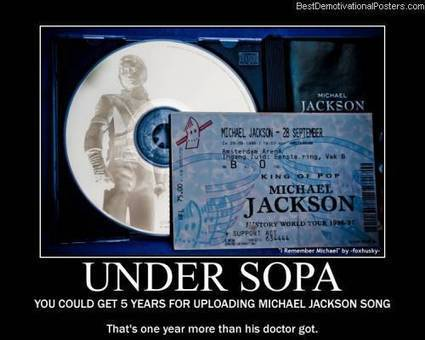 Under SOPA - Demotivational Posters | SOPA | Scoop.it
