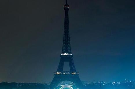 Parigi: dai lumi al buio per il risparmio energetico   Ambiente - Environmental   Scoop.it