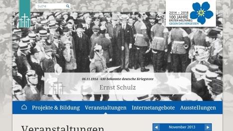 Le centenaire de la Première Guerre mondiale en Allemagne | European Citizenship | Scoop.it