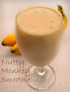 Bunny's Warm Oven: Nutty Monkey Smoothie | Bunny's Warm Oven | Scoop.it