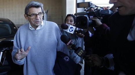 Paterno to retire after season amid scandal - College football- NBC Sports | Scandal at Penn State | Scoop.it