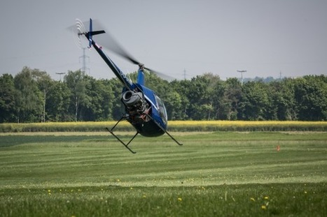 Fêtes patronales ou animations commerciales, et si la surprise venait du ciel | L'hélicoptère | Scoop.it