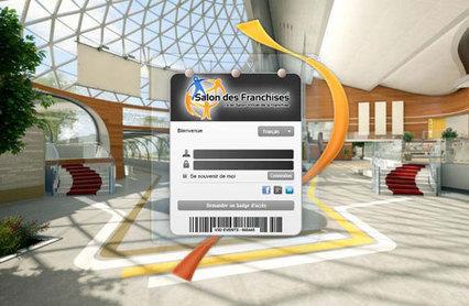 Visitez le salon virtuel de la Franchise les 24 et 25 novembre 2014   La Boite à Franchise   Scoop.it