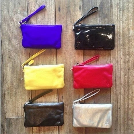 Power your Night Out...with this Purse Phone Charger!   Fashion Pop   Scoop.it