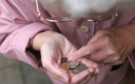 Elderly care crisis claims a million family homes - Telegraph | Aging in Place | Scoop.it