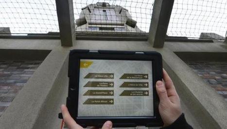 Applis touristiques : le patrimoine lillois se refait une jeunesse sur écrans | Musées et outils numériques | Scoop.it