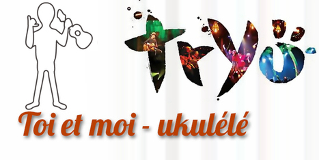 Ukulélé tablature – Tryo Toi et Moi | tablature et partition ukulele | Scoop.it