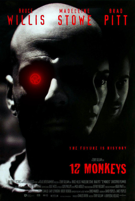 '12 Monkeys' Adaptation Near Series Order at Syfy (Exclusive) | Guide Bites | Scoop.it