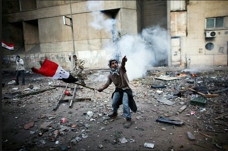 Clashes in Egypt Enter a Fifth Day - Slide Show (NYTimes) | Égypt-actus | Scoop.it