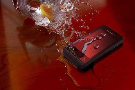 Qué hacer ante un dispositivo electrónico pasado por agua - Lanacion.com (Argentina) | realidad aumentada v | Scoop.it