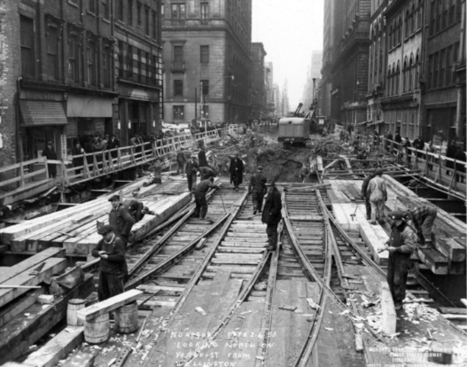 The TTC once knew how to move people but now we spend more time arguing than building subways | Transportation for the Future | Scoop.it