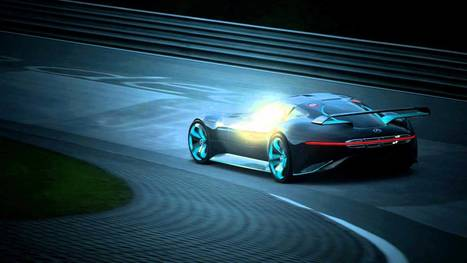 Mercedes-Benz TV: Mercedes-Benz AMG Vision Gran Turismo - Trailer | Cars - Financial Services & Insurance | Scoop.it