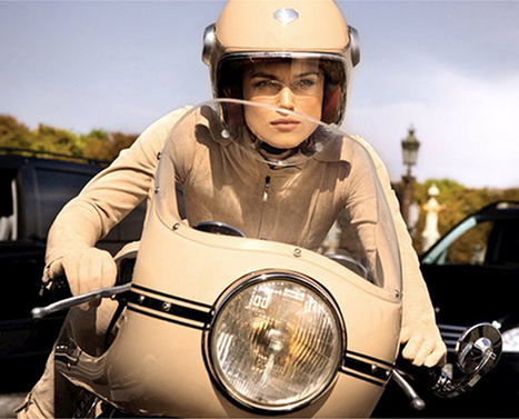 Videos | The best and worst TV ads featuring motorcycles | MCN | Ductalk Ducati News | Scoop.it