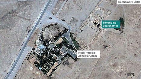 El antes y el después de la destrucción de los tesoros Palmira por parte de Estado Islámico - BBC Mundo | Mundo Clásico | Scoop.it