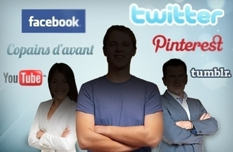 Qui sont les community managers des grandes entreprises ? | Culture Collaborative | Scoop.it
