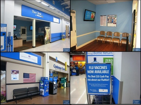 Retail Clinics: Walmart's Model is Unlike Any Other | retail trends | Scoop.it