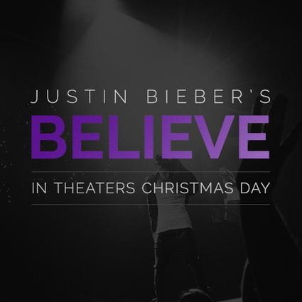 Believe Movie - Justin Bieber | The Veritasia Connection | Scoop.it