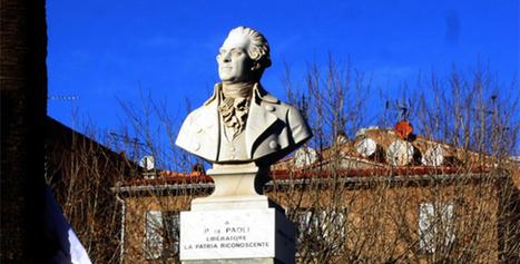 La mort de Pasquale Paoli commémorée jeudi à L'ile-Rousse | Ile Rousse Tourisme | Scoop.it