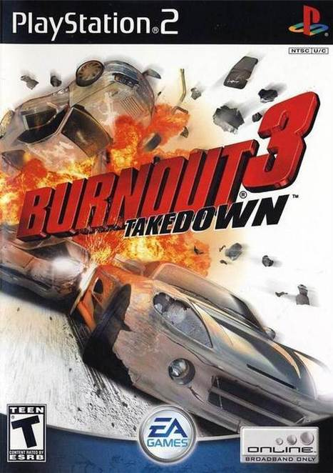 Burnout 3: Takedown (PS2) | Buy PS4 Video Games United Kingdom | Scoop.it