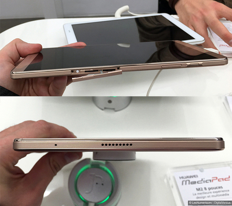Huawei Launched MediaPad M2 Tablet, Potent Hardware in Metal Shell | Android mobiles | Scoop.it