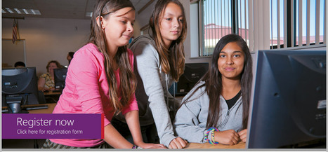 Girls in STEM and ICT careers | Tech Needs Girls archive | Scoop.it