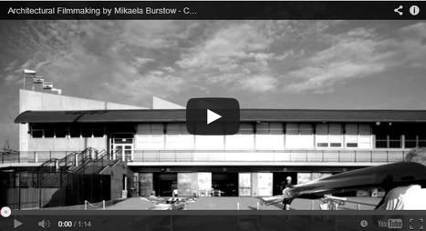 Blog - Video - Architectural Filmmaking with DSLR   Filmmaking Equipment   Scoop.it